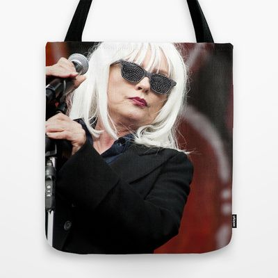 Blondie Tote Bag by Euan Anderson - $22.00