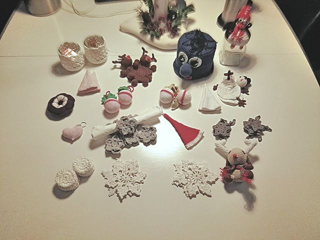 Vilstrup's kreative univers!: Pakkekalender 2016