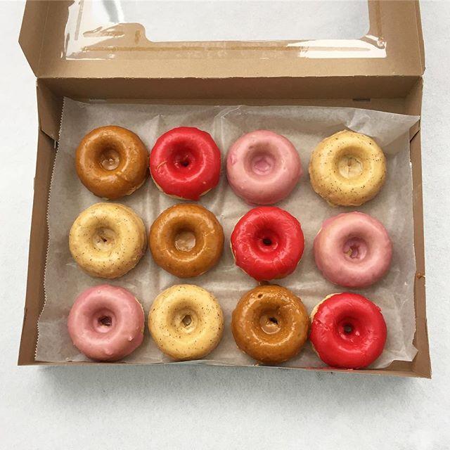 Sugar coma engage 🍩☕️❤️ @moonshinedoughnuts
