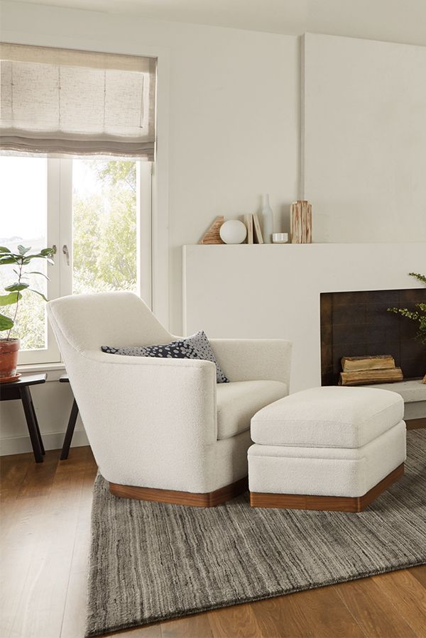 Pin On Lounge Accent Chairs #ottoman #seating #living #room