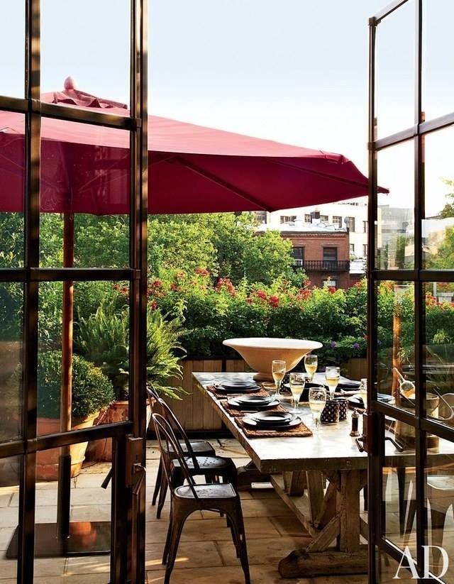 31 best Terrazze e balconi images on Pinterest | Landscaping, House ...