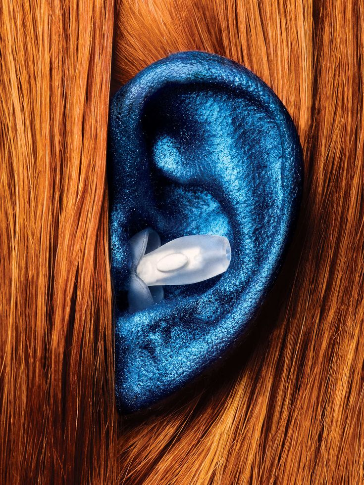 What Are the Best Earplugs for Sleeping? - The Swedish-designed Happy Ears are formed from an FDA-approved clear thermo-plastic that reduces all noise by 25 decibels on average, enough to turn normal conversation into a muted whisper.