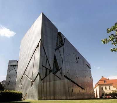 Jewish Museum, Berlin, Germany. Great design!