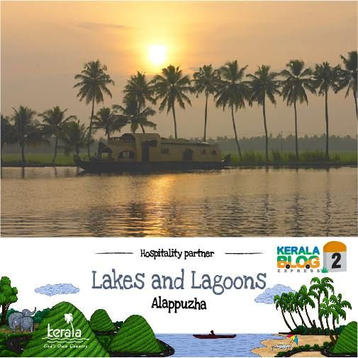 Lakes and Lagoons, Alappuzha