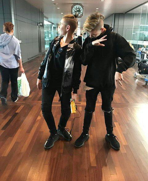gb M&M(Marcus&Martinus)