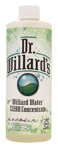 Willard Water is a cost-effective, natural way to boost your drinking water's alkalinity. Click for a chance to win two bottles of Willard Water (1 Clear and 1 XXX Dark Willard Water)