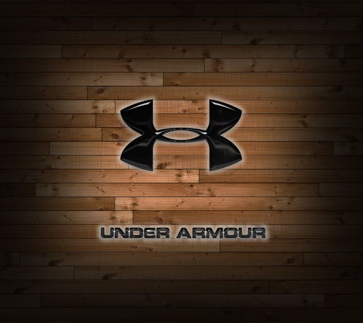 Under+Armour+Logo+Wallpaper | Under Armour Wood