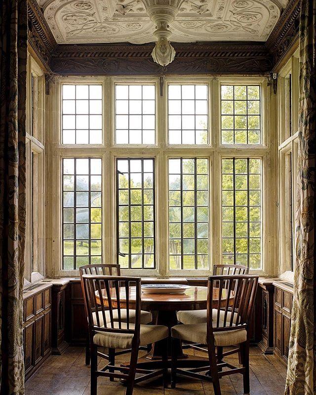 Subtlyimprovingontheelizabethans Interiors Architecturalphotography Architecture Beautifulbritain Stockton House
