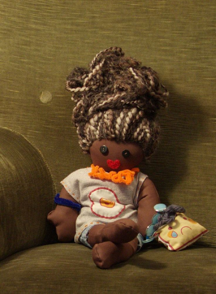 Bambola Rasta