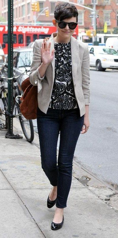 Ginnifer Goodwin Fashion and Style - Ginnifer Goodwin Dress, Clothes, Hairstyle - Page 6
