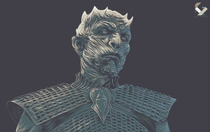 Game of Thrones (GOT) example #97: Game of Thrones Art Tribute on Behance