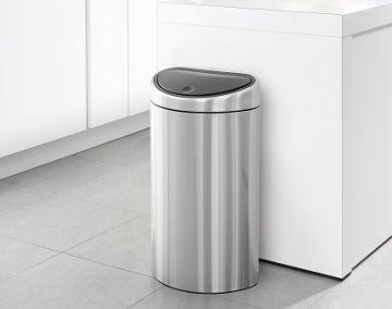 Touch bin, pour s'offrir une poubelle high tech