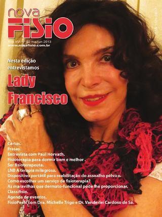 Edição 92 da Revista NovaFisio. Tudo sobre Fisioterapia.