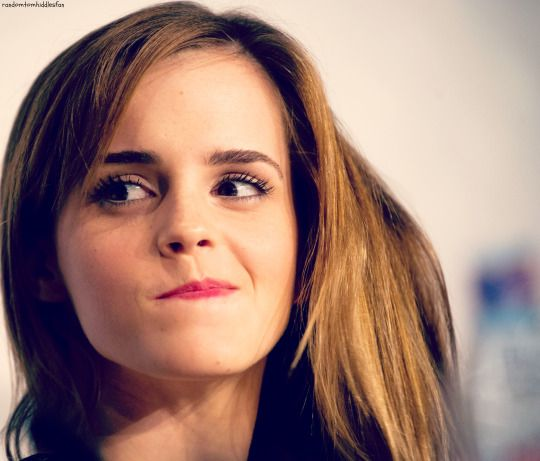 how to smile like emma watson