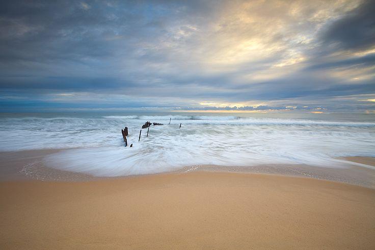 SS Dicky Dicky Beach Landscape Photos Sunrise Coast Images Queensland