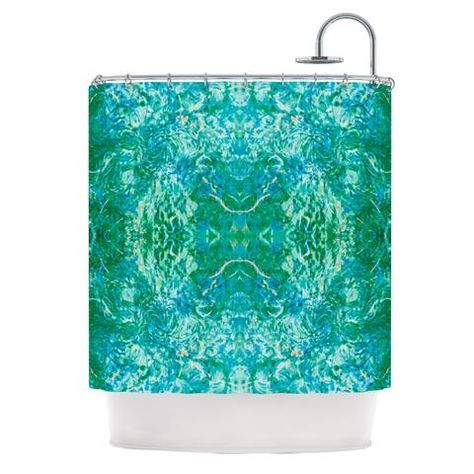 25 Best Green Shower Curtains Ideas On Pinterest Tropical Shower Curtains Contemporary