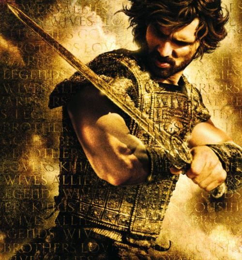Eric Bana as the great leader Hector of Troy <3 <3 <3
