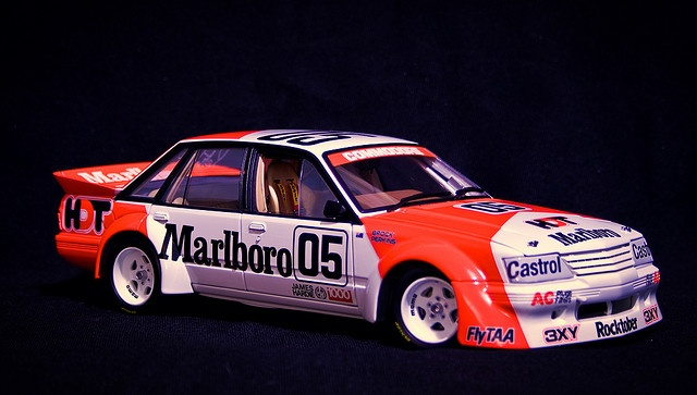 Last of the Big Bangers- Holden Dealer Team VK Commodore from 1984