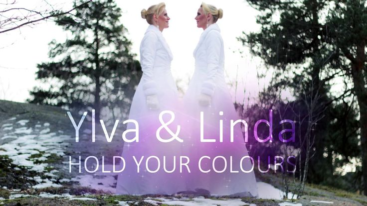 Ylva & Linda - Hold Your Colours - Eurovision Finland