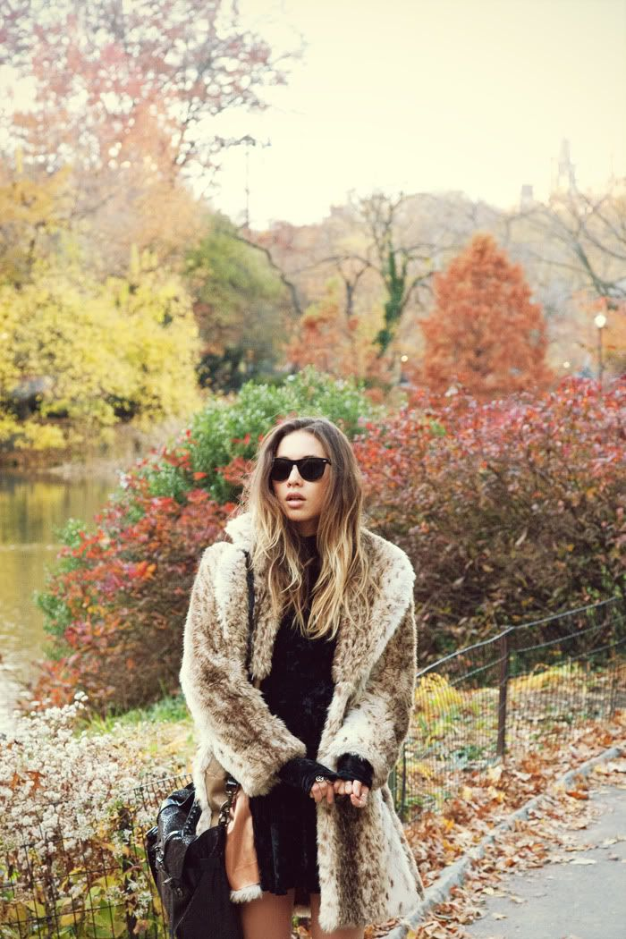 @Chloe DePriest totally agree, how fab is this: Crystals, Cheetahs, Leopards Coats, Fall Leaves, Cant Wait, Fashion, Central Parks, Faux Fur Coats, Foxes