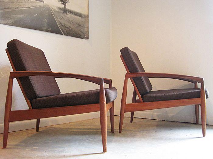 A Modern Mix Of Vintage Furniture