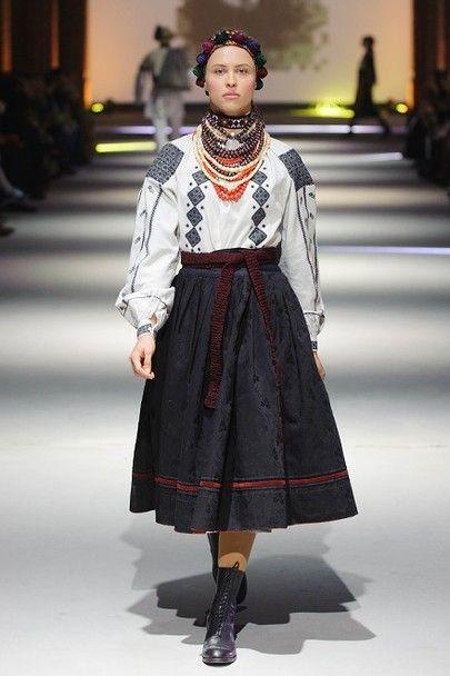 Неделя моды в Украине Фото: Новое время