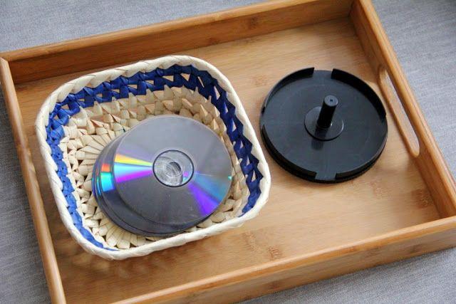CDs aufräumen