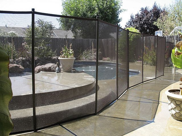 Is there a way to put removable fencing around pool? Answer: Yes, you are talking about the GLI pool products. The...