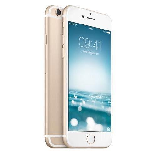 Telefono movil iPhone 6 4G 16GB libre oro