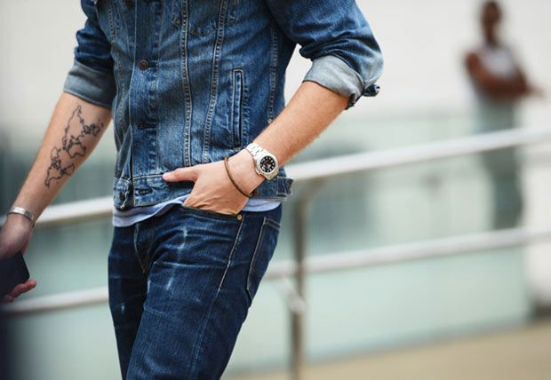 Street Style: All Jeans
