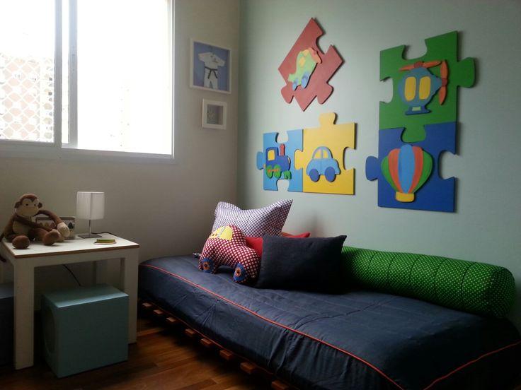 Cama de criança / montessoriana  www.ateliecolorir.com.br  WhatsApp 11-993119329