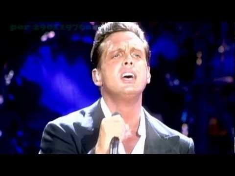LUIS MIGUEL en VIVO GRANDES EXITOS LO MEJOR 1994 2014 - YouTube