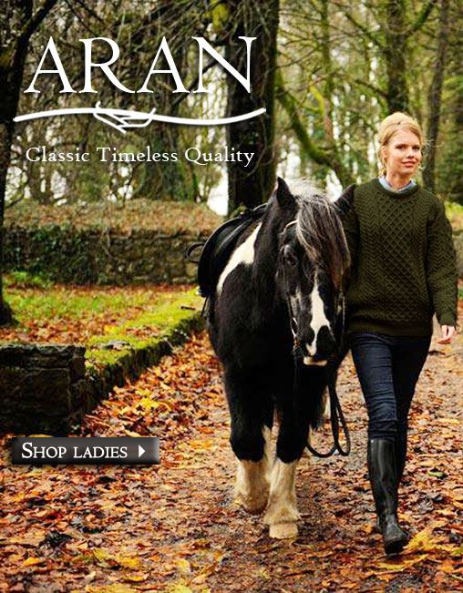Aran Sweater Market - Aran Sweaters & Irish Sweaters direct from Aran Islands