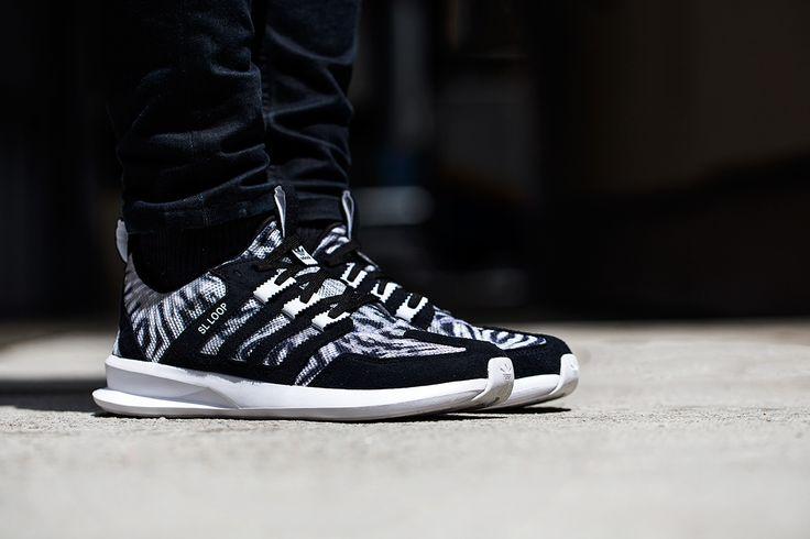 Adidas SL Loop - Released in July for $75 http://hypebeast.com/2014/6/a-closer-look-at-the-adidas-originals-sl-loop-runner