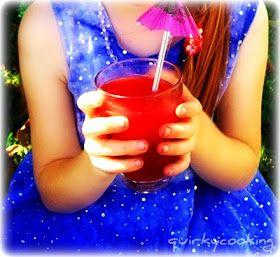 Quirky Cooking: Raspberry Lemonade