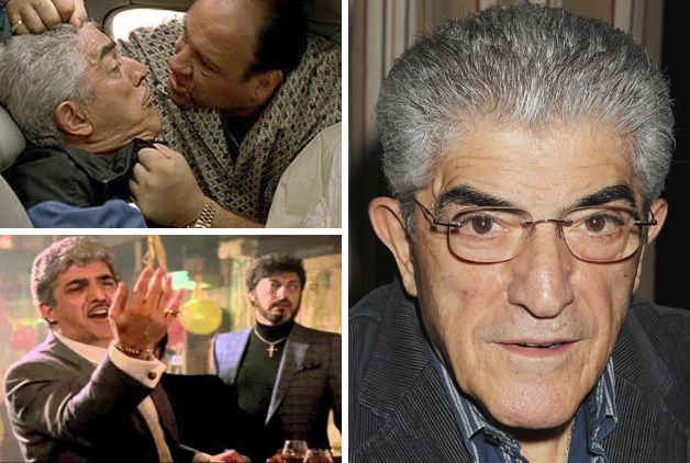 UPDATED with memorial service information: Frank Vincent, the instantly recognizable actor from The Sopranos,Goodfellasand Casinowith a face perhaps more familiar than his name, died today. He w…