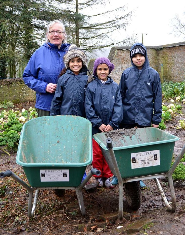 We donated some plastic wheelbarrows to Farms for City Children. Read more here: https://www.esedirect.co.uk/articles/post/its-wheely-good-fun-at-the-farm.aspx