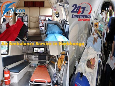 Get best Falcon Emergency is provided anywhere in India at the minimum fare. So immediately get in touch with Falcon Emergency Air Ambulance service. An Air Ambulance service in Darbhanga is providing for available paramedical technical staff team; nurse's staff team and all another medical staff team at low cost. Read More: - http://www.falconemergency.com/air-ambulance-services-from-darbhanga/