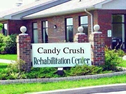 Candy Crush Humor Part Four: Dr. Phil! Help Me With My Strange Addiction…