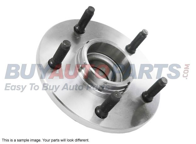 How much does a wheel hub cost? http://www.buyautoparts.com/howto/how-much-does-a-wheel-hub-cost.htm