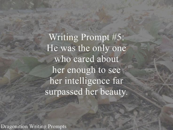 Writing Prompt Dragonition 5