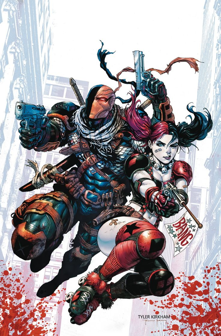 DEATHSTROKE #12 Written by TONY S. DANIEL and JAMES BONNY Art and cover by TYLER KIRKHAM