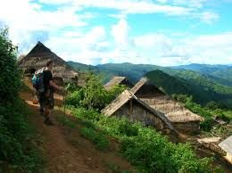 Séjour à Phongsali