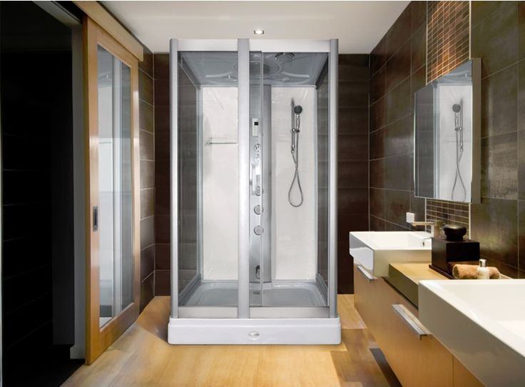 The steam shower today can be easily installed in almost any bathroom, and therefore are inexpensive, too. They include parts just like vapor heads, vapor outlets and a vapor generator. The generator creates the required heat to make vapor -- insignia steam shower --- http://aqualussoshowers.co.uk/