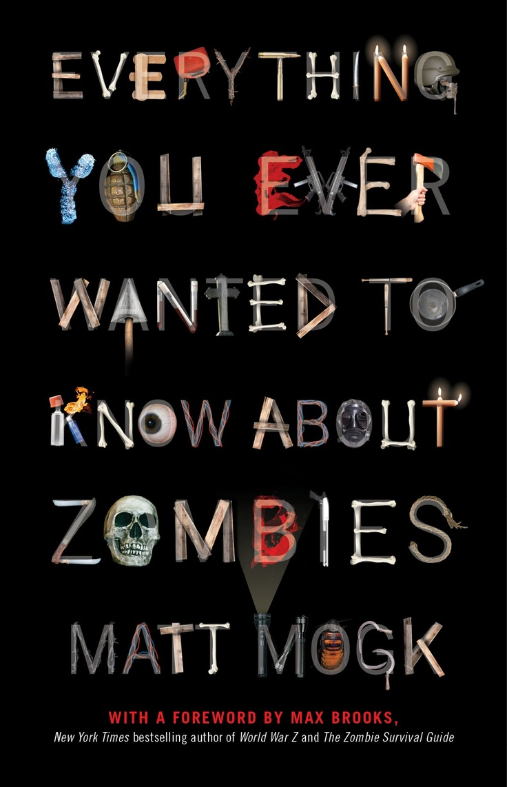 Matt Mogk, Founder And Head Of The Zombie Research Society, Answers Your  Quetions About