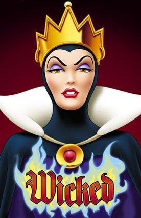 One day I will have this on my body. All hail the evil queen.