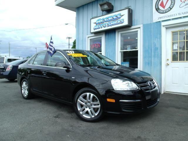 2007 Volkswagen Jetta, 94,107 miles, $9,995.