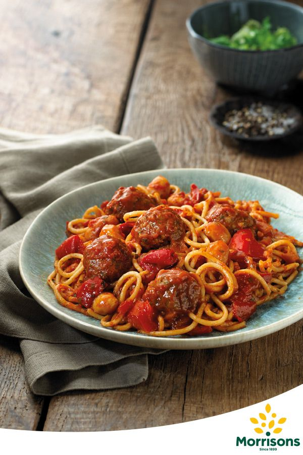 Find spicy meatballs ready meal from our EatSmart range available in selected stores