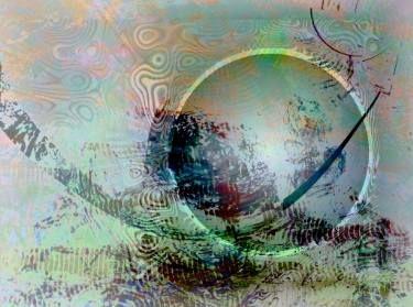 "Saatchi Art Artist Françoise Zia; New Media, ""Emerging Planet"" #art"