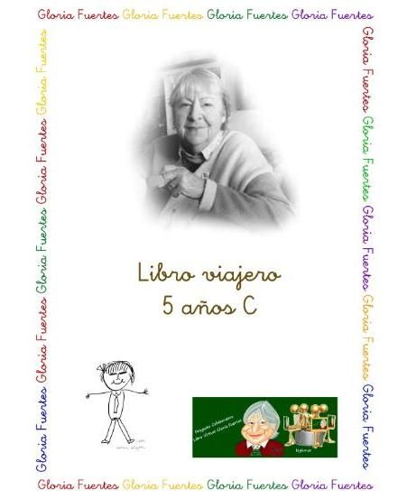 Esta semana ha comenzado el viaje de nuestro LIBRO VIAJERO DE GLORIA FUERTES . Durante todo el curso, cada fin de semana el LIBRO VIAJER...